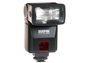 Sunpak Canon DigiFlash 3000