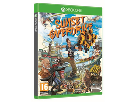 Sunset Overdrive Xbox One softver igra