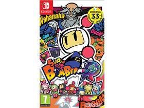 Super Bomberman Nintendo Switch igra