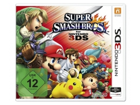Super Smash Bros 3DS játék