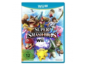 Super Smash Bros Wii U hra