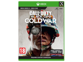 Activision Call of Duty: Black Ops Cold War Xbox Series X hra