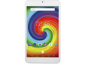 Alcor Zest Q883I 8GB GPS + Wi-Fi tablet, White (Android)