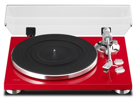 Teac TN-300 Red analogni gramofon