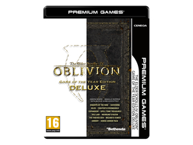 The Elder Scrolls IV: Oblivion Game Of The Year Deluxe NPG PC softvér