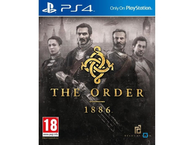 The Order 1886 PS4 igra softver