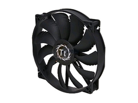 Ventilator Thermaltake CL-F016-PL20BL-A Pure 20cm-es LED