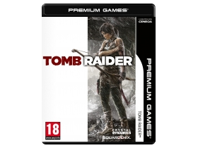 Tomb Raider PC herní software