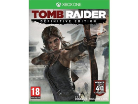 Tomb Raider - The Definitive Edition Edycja Ostateczna Xbox One igralni software