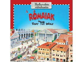 Tony Wolf - A rómaiak