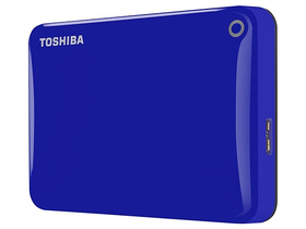 "Toshiba Canvio Connect II 2.5"" 1TB vanjski HDD, plava"