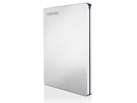 "Toshiba StorE Slim 500GB 2.5"" USB 3.0 Silver for Mac vanjski Hdd"