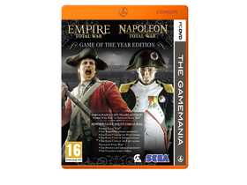 Total War: Empire + Napoleon PC