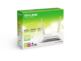 Рутер TP-LINK TL-MR3420 300Mbps 3G WLAN