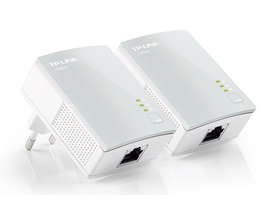 Tp-Link TL-PA4010kit AV500 Nano powerline Ethernet adapter kit