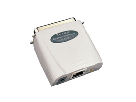 TP-Link TL-PS110P parallel printer server