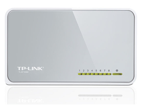 Switch TP-LINK TL-SF1008D  8 porturi