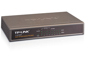 TP-LINK TL-SF1008P POE 4+4port POE Switch