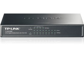 Tp-Link TL-SG1008P 8-Port gigabit PoE switch