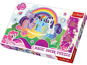 "Trefl ""My Little Pony"" Magic dekor puzzle"