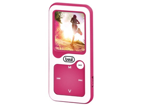 TREVI MPV 1780SB MP3 player, crvena