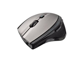 Mouse wireless Trust 17176 MaxTrack, negru-argintiu