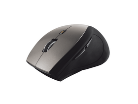 Mouse optic wireless Trust Sura, gri-negru