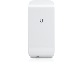 Ubiquiti NanoStation Loco M2, 2.4GHz AirMAX CPE with integrated 8dbi antena