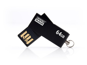 Goodram 64GB UCU2 USB 2.0 pendrive, fekete