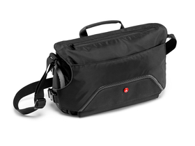 Manfrotto Advanced Pixi Messenger CSC/DSLR kamera torba, crna
