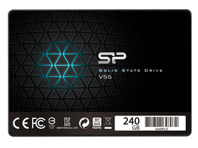 "Silicon Power SATA 2,5"" 240GB Velox V55 SSD meghajtó  (SP240GBSS3V55S25)"