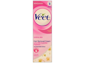 Crema depilatoare Veet Silk &Fresh  (100 ml)
