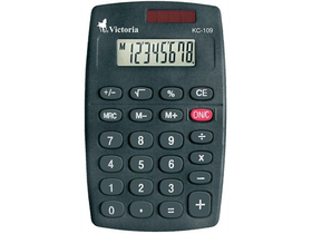 Calculator de buzunar Victoria, 8 digit