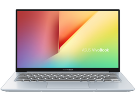 Notebook Asus VivoBook S13 S330FA-EY127T, argintiu + Windows 10 (tastatura layout HU)