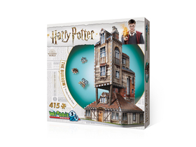 3D puzzle Harry Potter, Odu