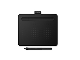 Tableta grafica Wacom Intuos M Bluetooth, negru