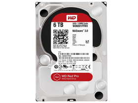 "Western Digital Red Pro 6TB 3,5"" (WD6002FFWX)"