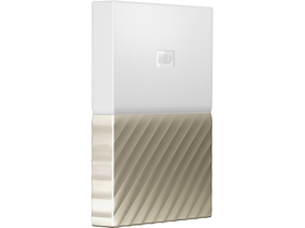 "WD My Passport Ultra  2,5"" 1TB , White-Gold (WDBTLG0010BGD-WESN)"