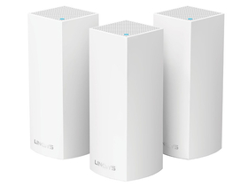 Linksys VELOP WHW0303 AC6600 wifi router, 3pack