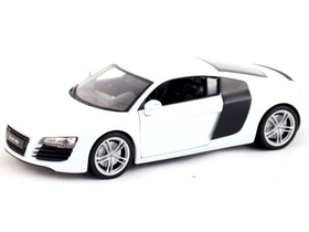 Welly Audi R8 auto, 1:24