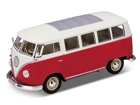 Welly Volkswagen T1 Bus 1963 model auta, 1:24