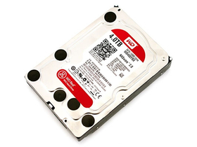 Western Digital WD40EFRX SATA3 Red 4TB