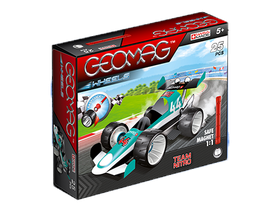 Geomag Car Light Blue Team Nitro