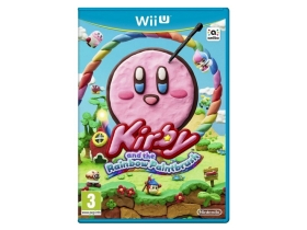 WiiU Kirby and Rainbow Paintbrush Wii U igra
