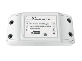 Woox Smart Home Smart Switch - R4967 (Universal, 10A, 2300W)