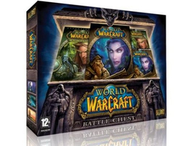World Of Warcraft 5.0 Battlechest (PC) játékszoftver