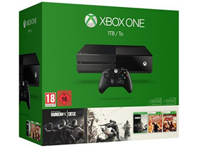 Xbox One 1TB `Tom Clancy`s Rainbow Six Siege konzol