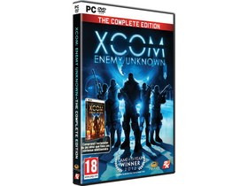 Xcom Enemy Unknown Complete Edition PC játékszoftver