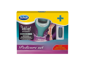 Pila electrica Scholl Velvet Smooth Wet & Dry