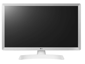 "LG 28TL510S-WZ 27,5"" HD SMART LED monitor-televizor, bel"